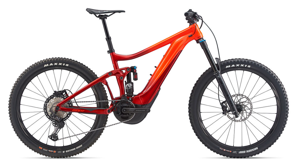 Giant Reign E+ Pro 1 Bike Brisbane