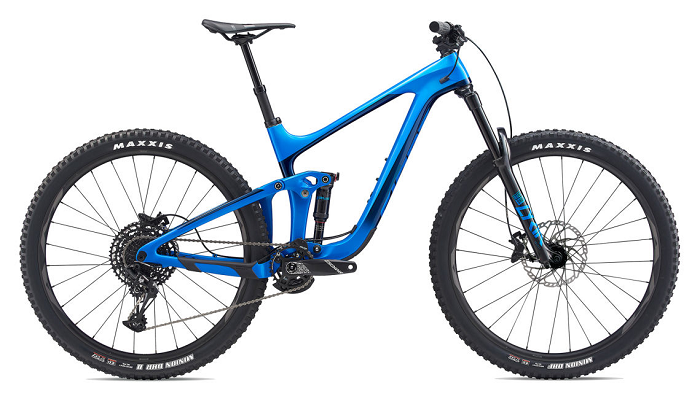 "Giant Reign 29"" Advanced For The Riders Brisbane MTB store"