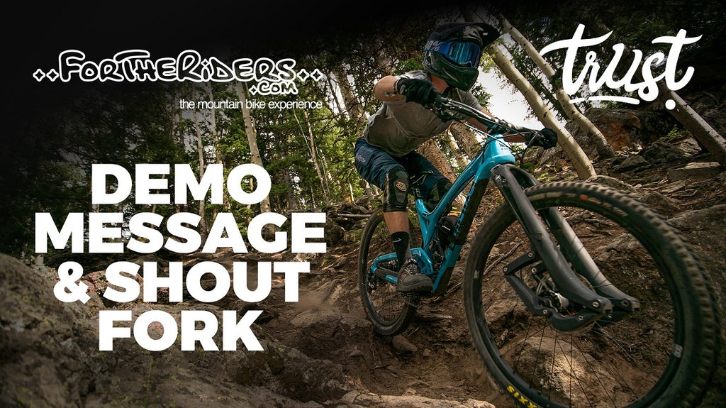 Trust Linkage Fork For The Riders Brisbane mountain bike store
