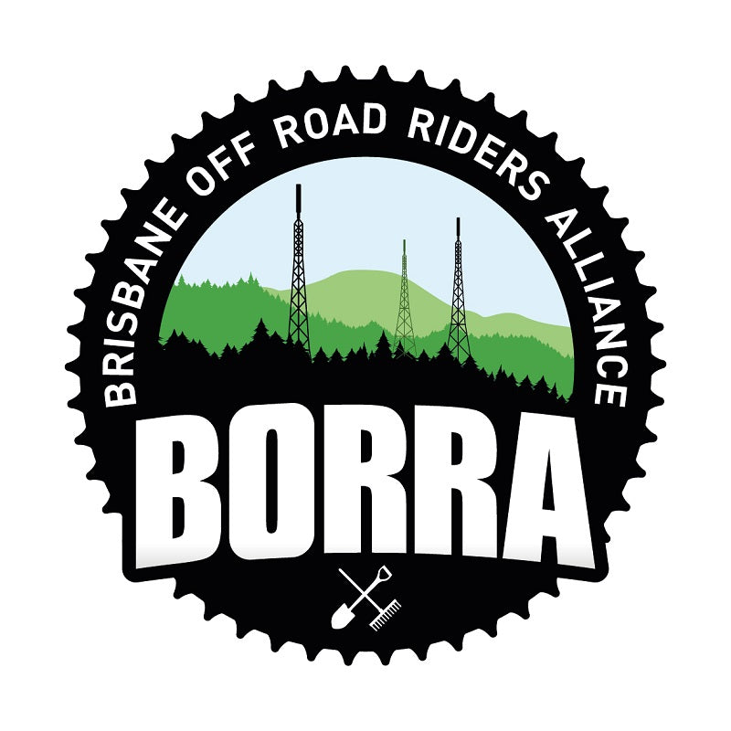 BORRA Brisbane mountain bike trails
