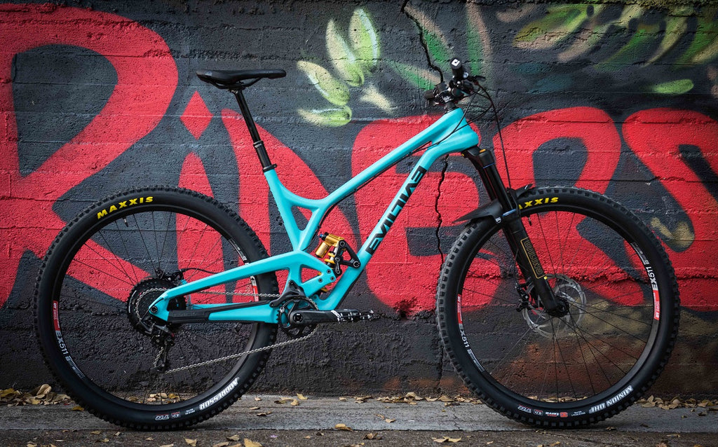 Evil Offering Custom mountain bike