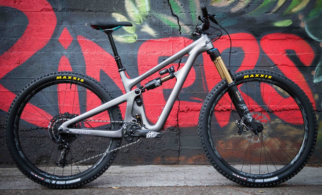 Yeti SB150 mountain bike For The Riders Brisbane