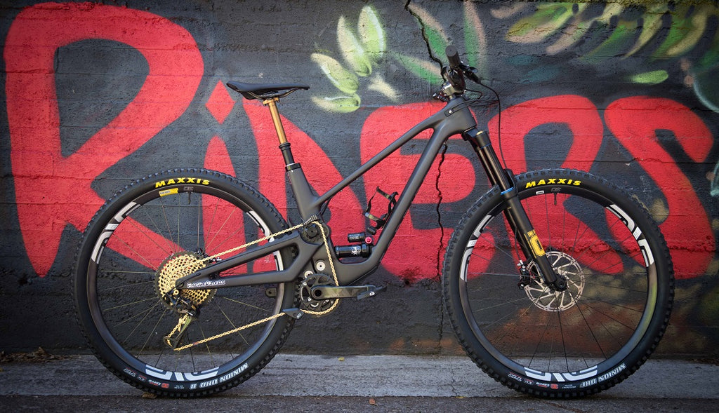 Forbidden Druid Custom mountain Bike Brisbane For The Riders