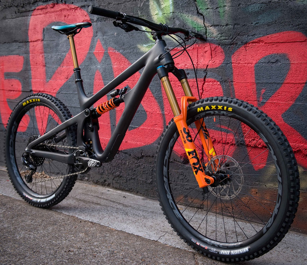 Yeti SB165 Custom Mountain bike For The Riders Brisbane