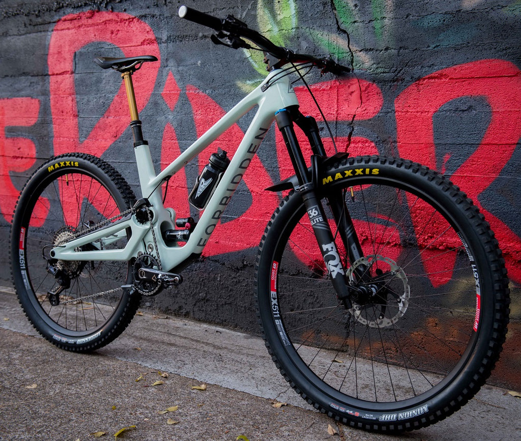 Forbidden Druid custom build Australia For The Riders MTB store