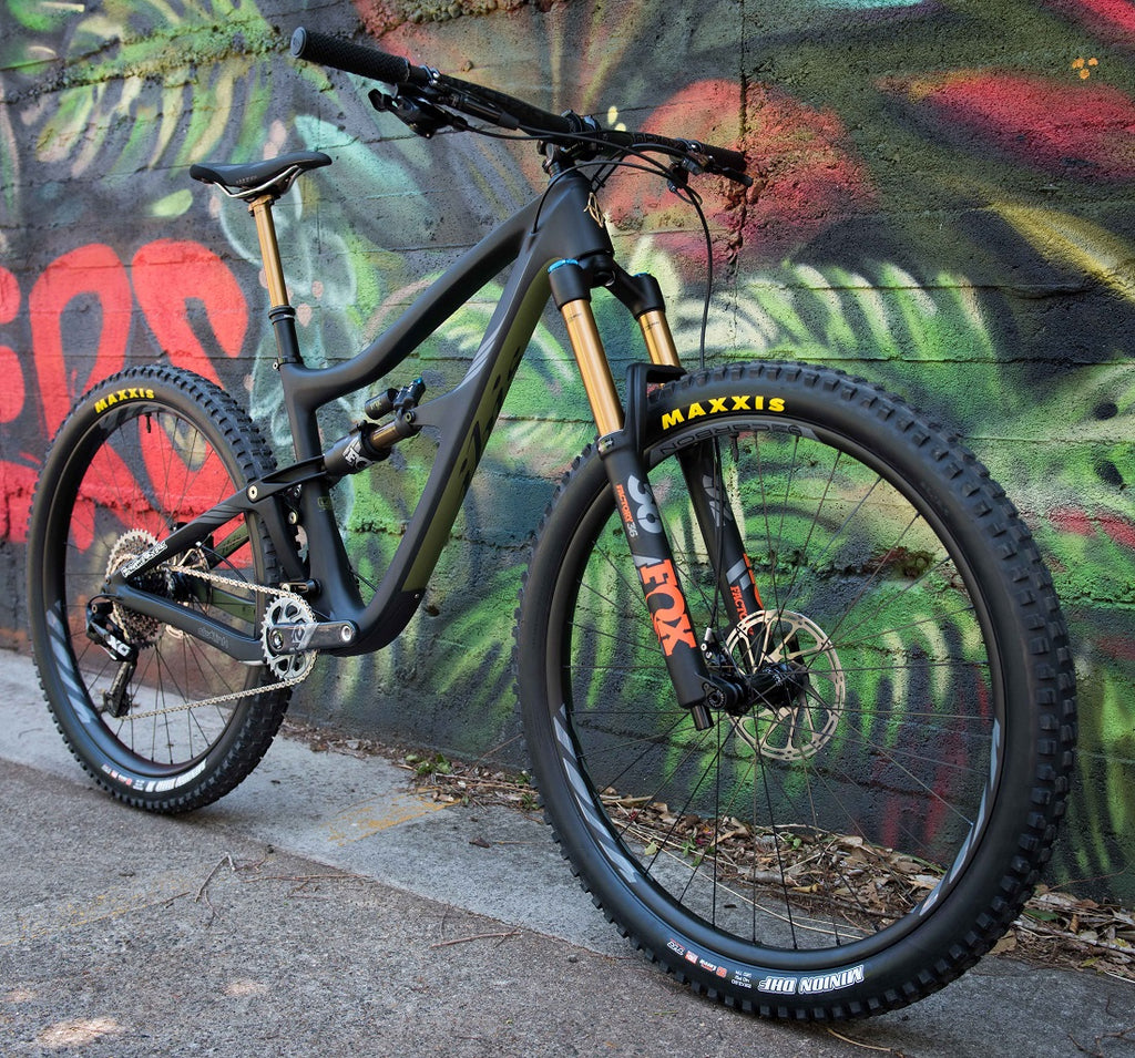 Ibis Ripmo custom mountain bike Brisbane For The Riders MTB store