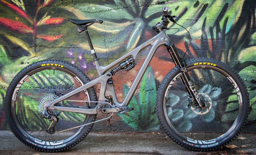 Custom Yeti SB130 mountain bike For The Riders MTB store Brisbane