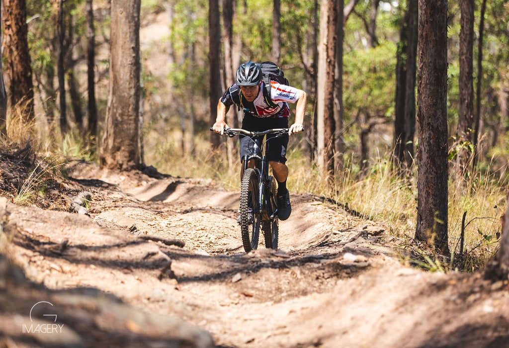 Dirt Skills MTB Coaching Brisbane Body position how to
