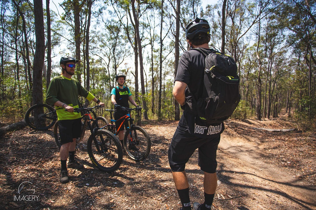 Brisbane mountain bike coaching Dirt Skills For The Riders