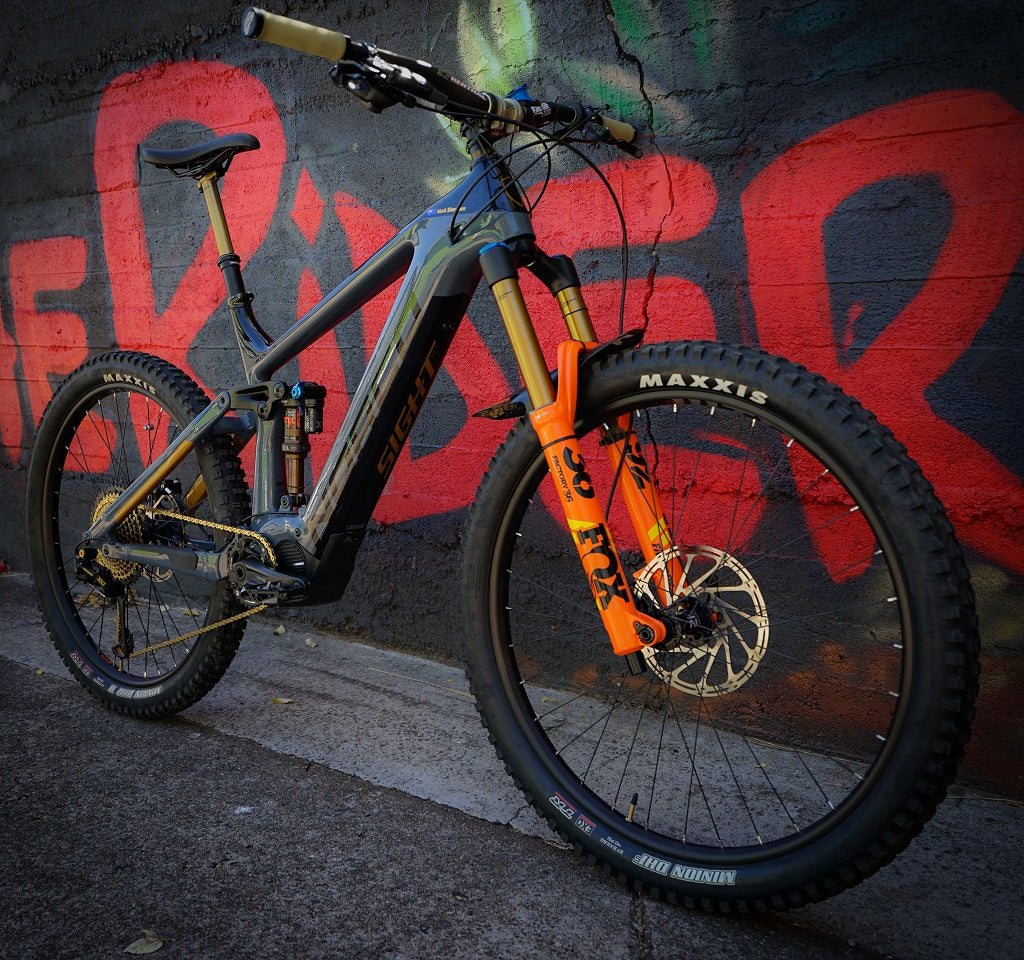 Norco Sight VLT E-Bike Brisbane For The Riders