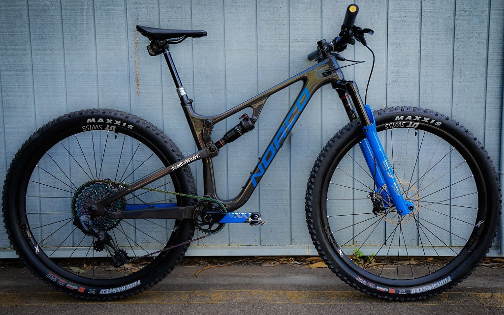 20 Norco Revolver FS120 For The Riders