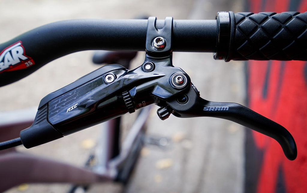 Devinci Sabbath For The Riders mountain Bike Pump Track