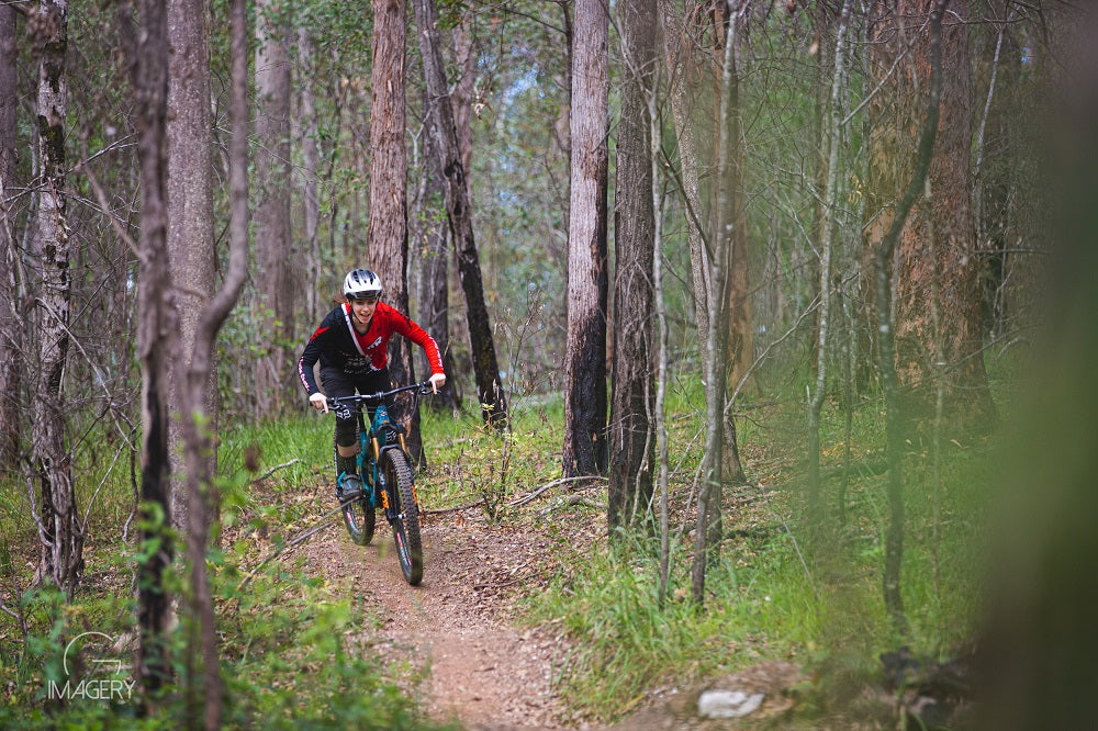 Solo mountain bike riders Brisbane For The Riders MTB store