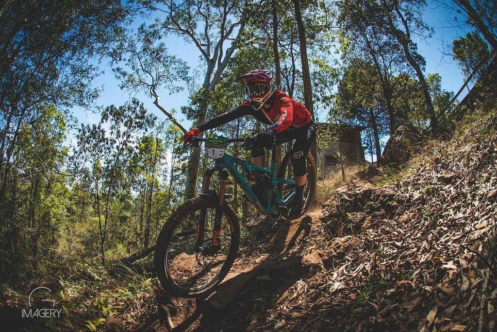 Mountain Bike Racing Brisbane QLD For The Riders