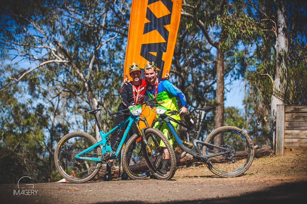 MTB Racing Brisbane QLD For The Riders