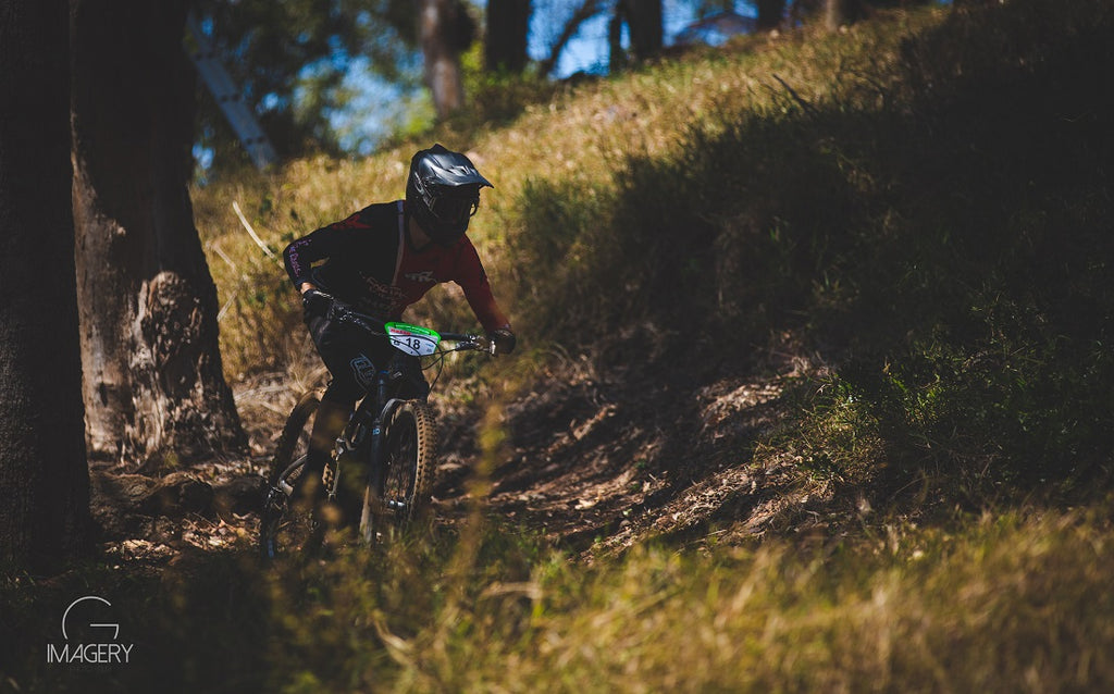 MTB enduro racing Brisbane QLD For The Riders
