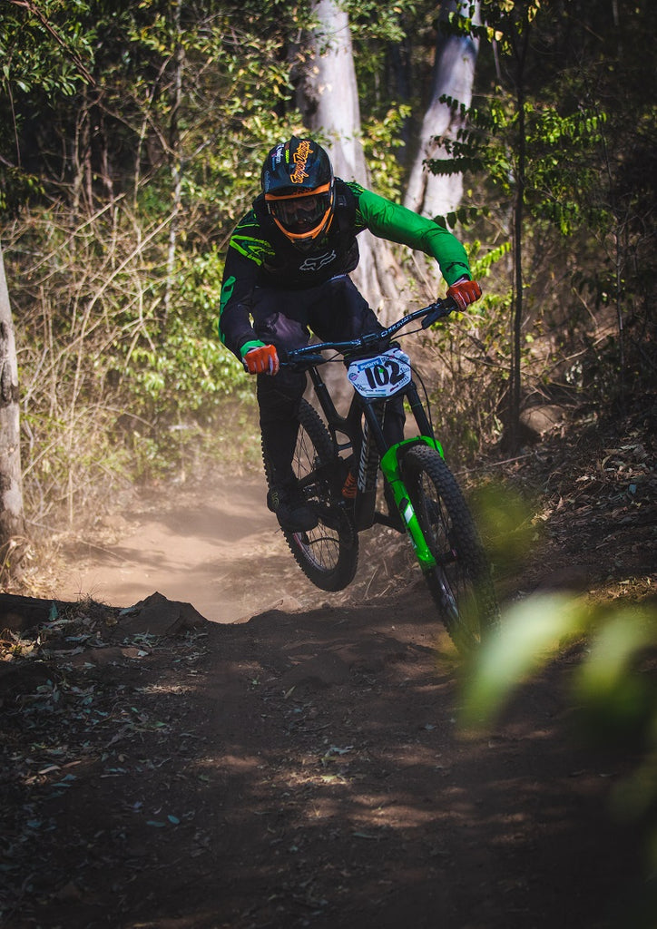 Mountain bike racing QLD For The Riders