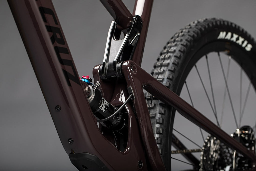 2020 Santa Cruz Tallboy 4.0 trail bike FTR