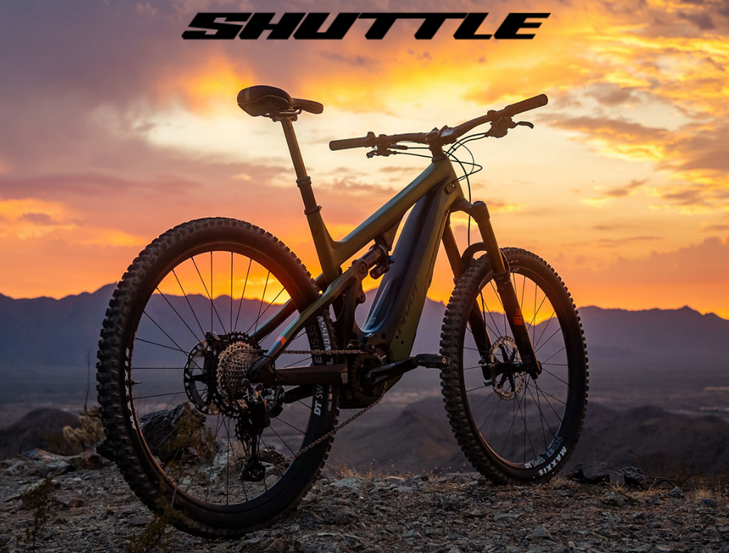 Buy Pivot Shuttle mountain bike EP8 Australia