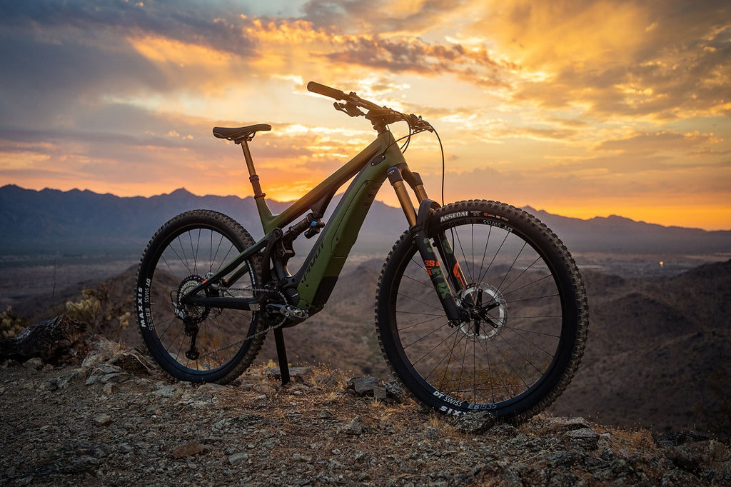 Buy Pivot Shuttle V2 E-Bike For The Riders mountain bike shop Australia