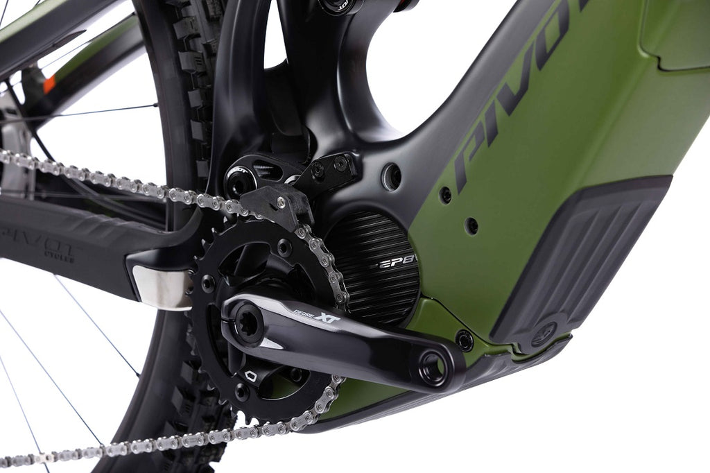 For The Riders Pivot Shuttle V2 EP8 mountain bike store