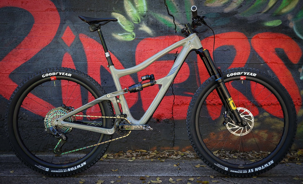 For The Riders Brisbane Mountain bike store Ibis custom mountain bike