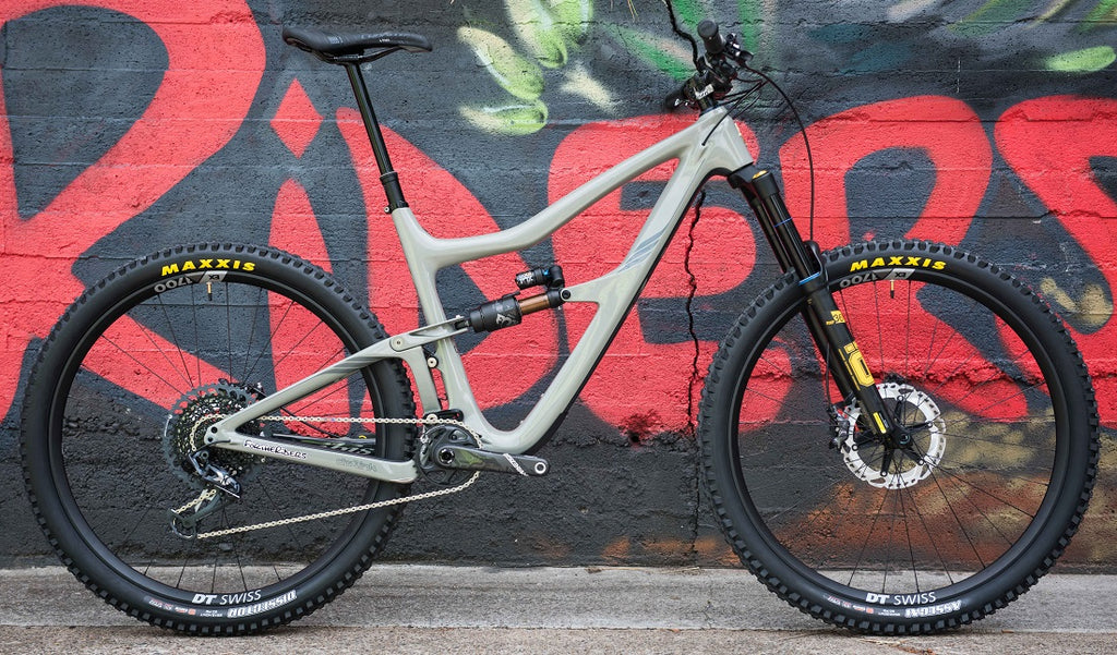 For The Riders Brisbane mountain bike shop Ibis custom build