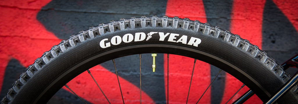 For The Riders mountain bike store goodyear MTB tyres