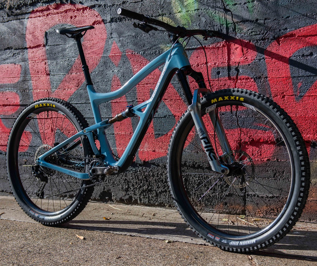 Custom Ibis Ripley mountain bike For The Riders Brisbane store