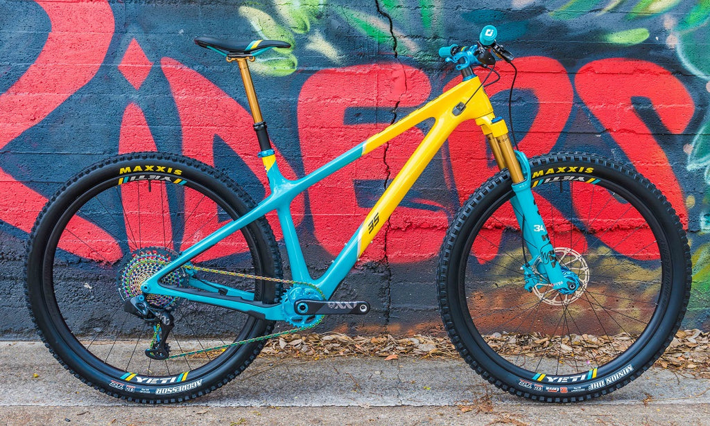 Yeti 35th Anniversary ARC frame For The Riders Brisbane MTB Store