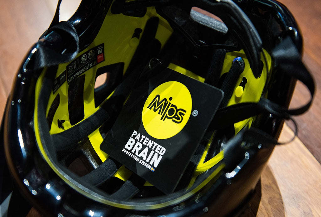 Buy MIPS mountain bike helmets For The Riders Aussie MTB shop