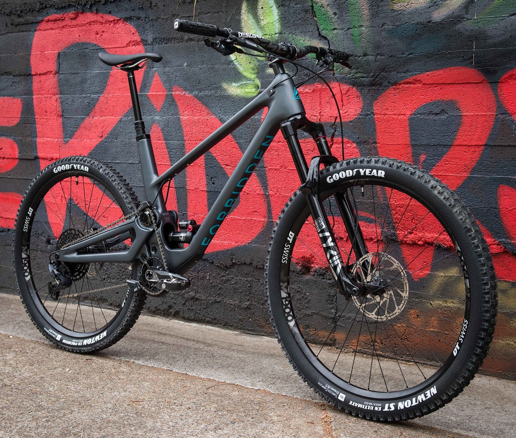 Buy Forbidden Druid mountain bike For The Riders MTB store