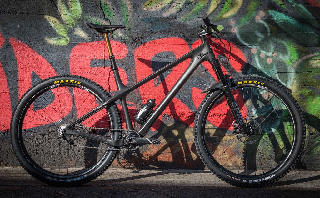 Yeti ARC custom mountain bike Brisbane For The Riders MTB shop