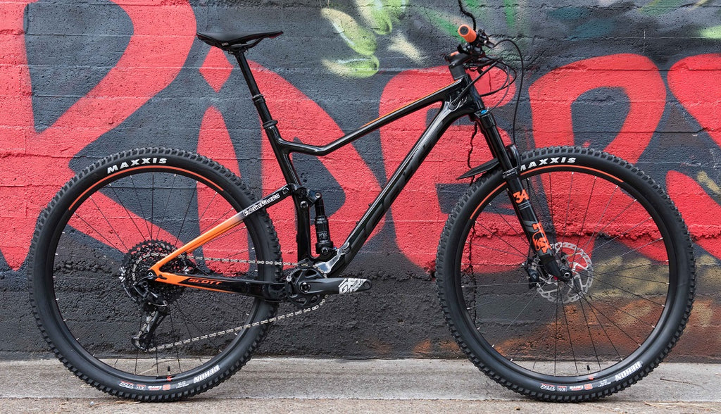 Scott Spark For The Riders Brisbane mountain bike shop