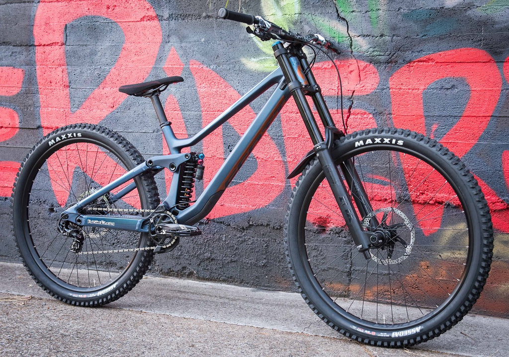 Scott Gambler mountain bike Brisbane For The Riders Mountain Bike Shop