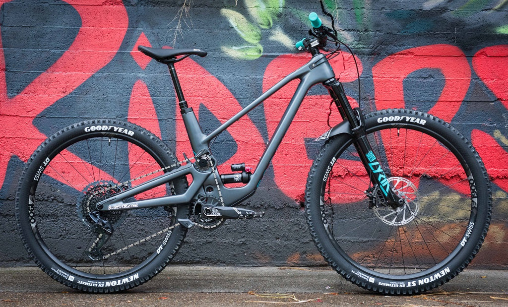 Forbidden Druid custom mountain bike Brisbane For The Riders MTB shop