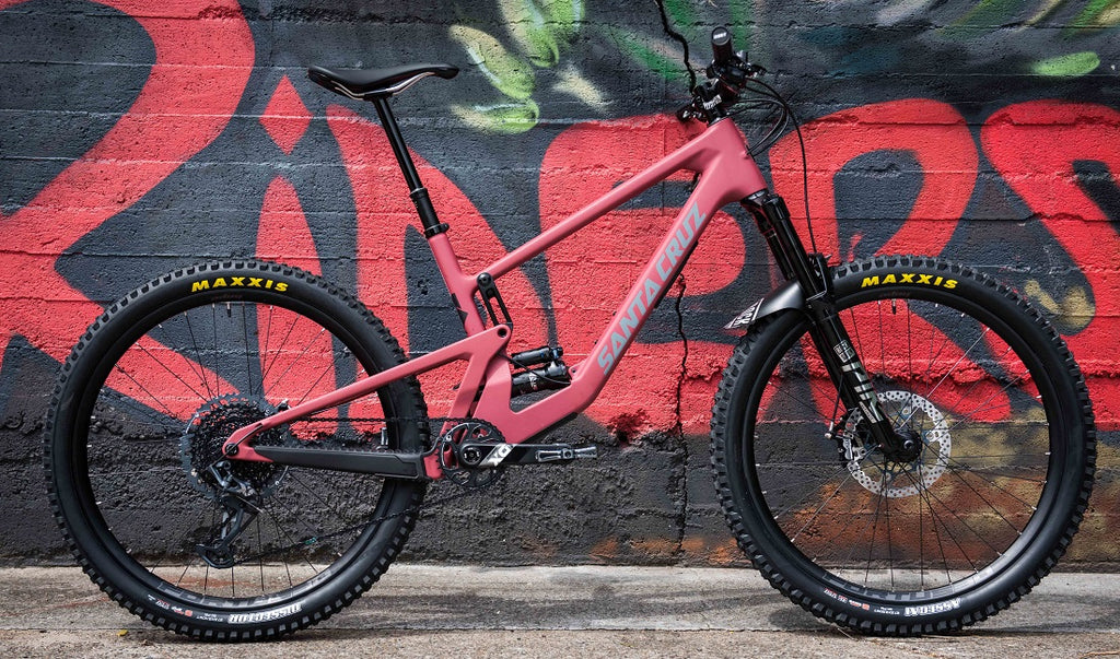 Santa Cruz 5010 Custom mountain bike Brisbane For The Riders