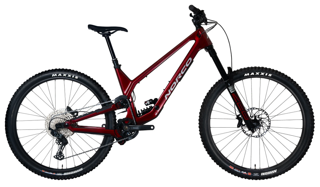 For The Riders Brisbane mountain bike Shop Norco Range HSP 2022