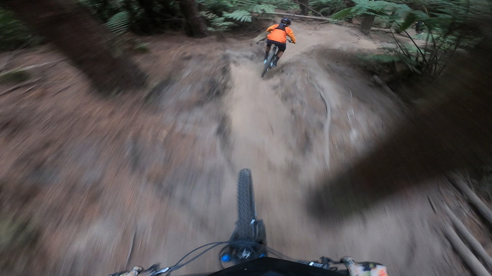 NZ MTB guide for Australian riders Rotorua