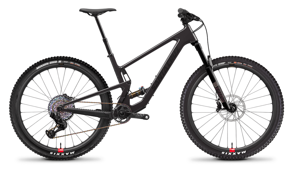2020 Santa Cruz Tallboy 4.0 Bike For The Riders