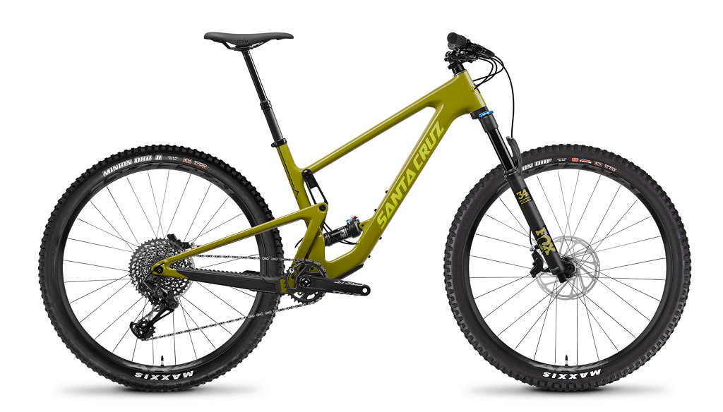 2020 Santa Cruz Tallboy 4.0 Australia Bike Shop