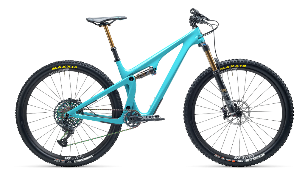 Yeti SB115 For The Riders Brisbane mountain bike store