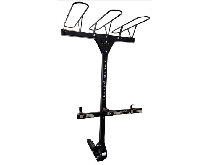 Dirty Possum 3 Bike Rack buy now in-store or online at For The Riders Aussie MTB shop.