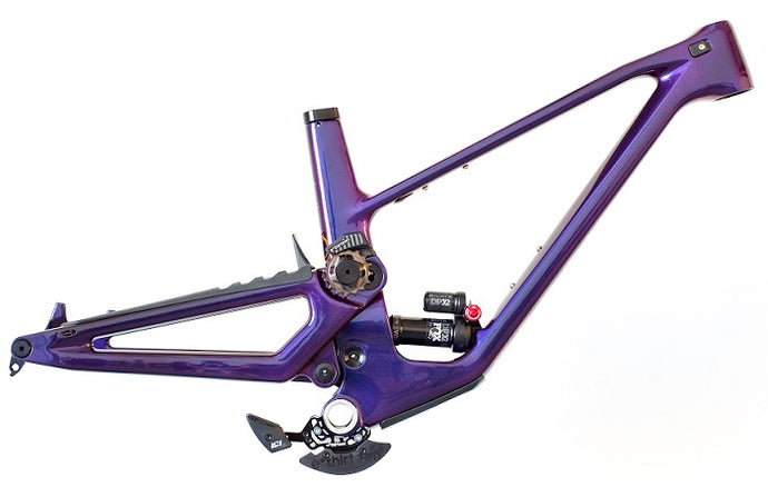 Forbidden Bike Co. Druid Frame