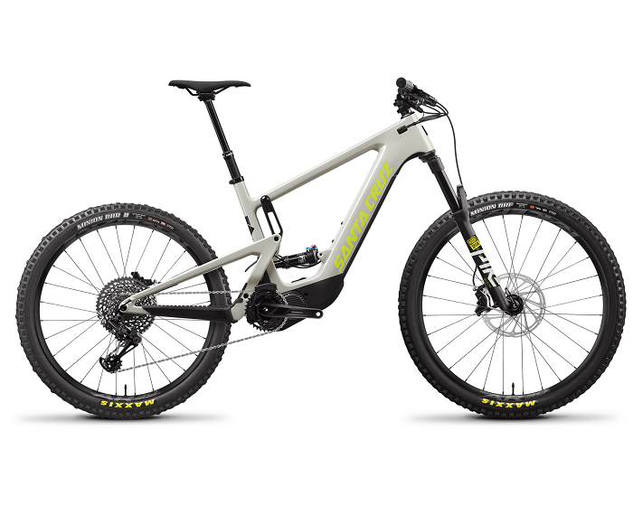 Shop 21 Santa Cruz Heckler MX CC S E-Bike For The Riders mountain bike shop Brisbane
