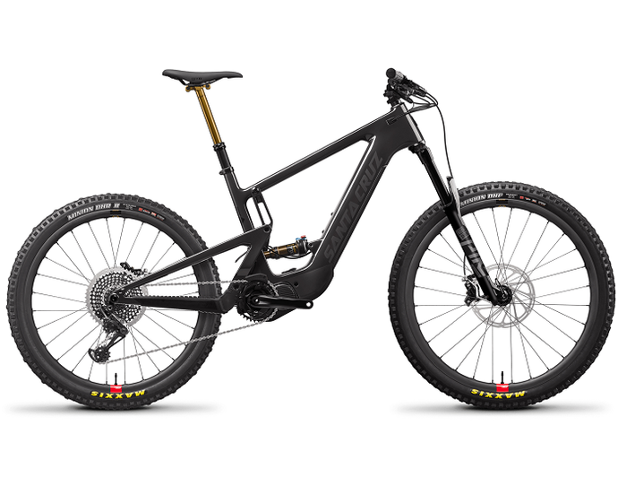 Buy 21 Santa Cruz Heckler MX CC X01 E-Bike For The riders Brisbane E-mountain bike experts