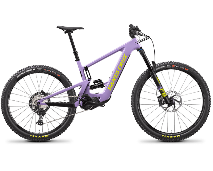 21 Santa Cruz Bullit MX CC XT Air E-Bike