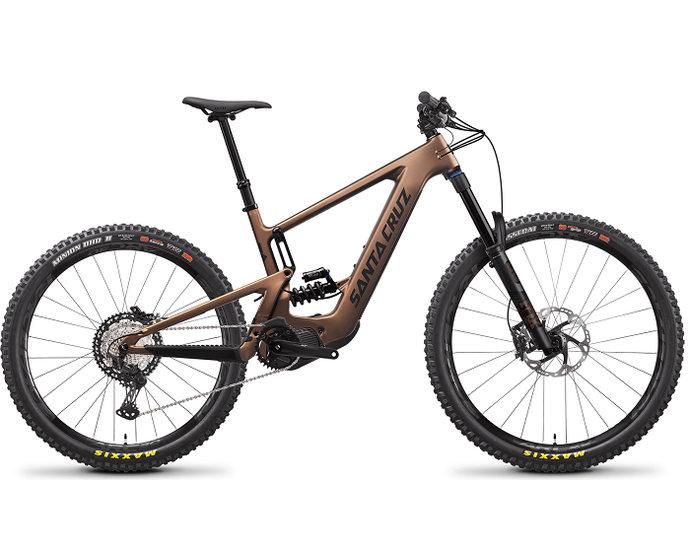 Shop 21 Santa Cruz Bullit MX CC XT Coil E-Bike Brisbane E-bike store For The riders