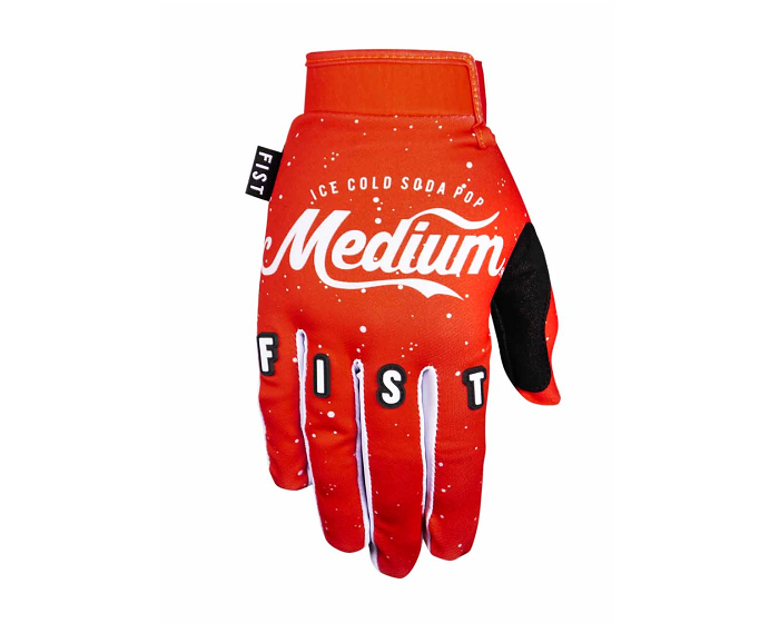 Buy FIST Soda Pop Gloves For The Riders mountain bike shop Brisbane