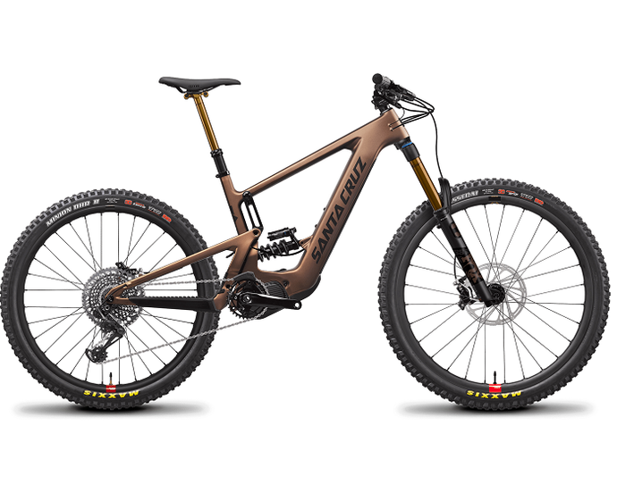 Buy 21 Santa Cruz Bullit MX CC X01 Coil E-Bike For The riders mountain bike store Brisbane E-bikes